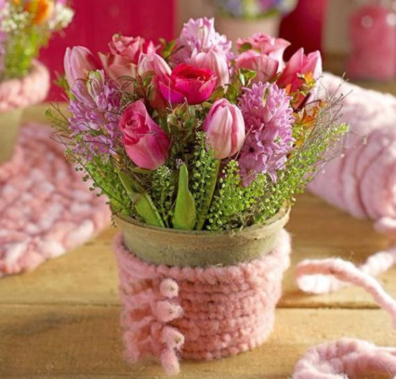 Creative Romantic Ideas for Easter Decoration For A Cozy Home (18)