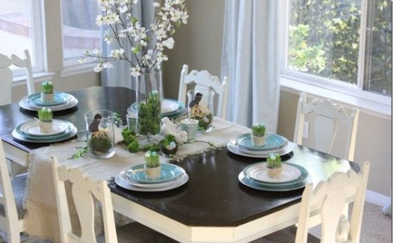 Creative Romantic Ideas for Easter Decoration For A Cozy Home (29)