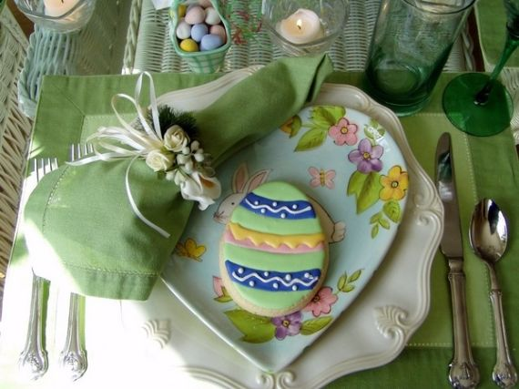 Creative Romantic Ideas for Easter Decoration For A Cozy Home (35)
