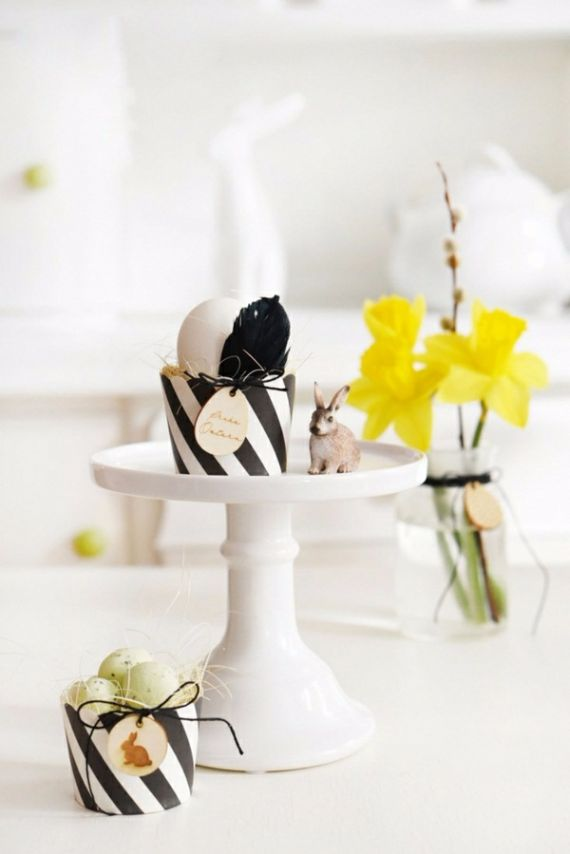 Creative Romantic Ideas for Easter Decoration For A Cozy Home ...
