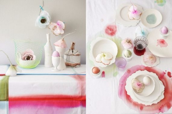 Creative Romantic Ideas for Easter Decoration For A Cozy Home (54)