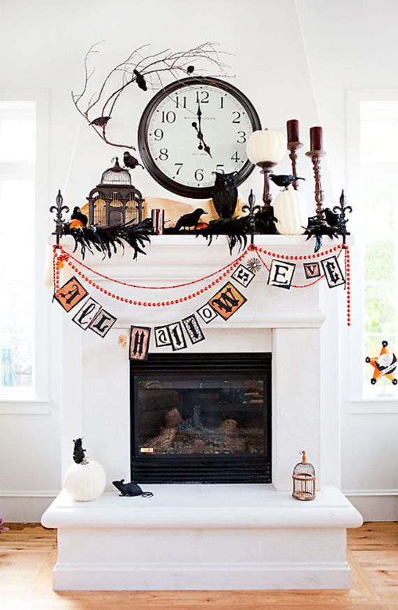 Elegant Gothic, Ghastly & Gory Halloween Decorations (8)