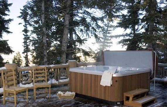 Escape to a Winter Guest Ranch Destination Laughing Ranch (1)