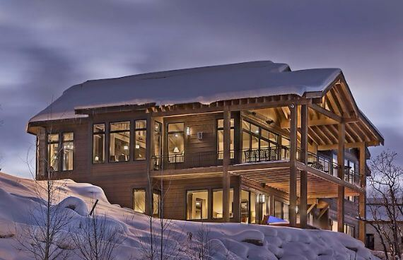 Graystone Lodge ski chalet  (4)