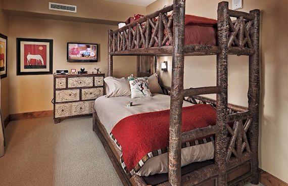 Holiday Retreat in Colorado Snowline Ridge (3)