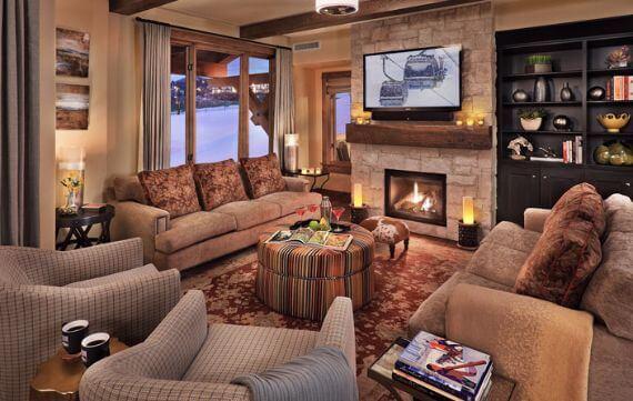 Holiday Retreat in Colorado Snowline Ridge (7)