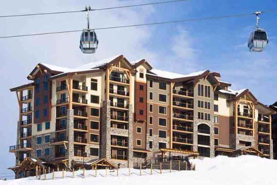 Holiday Retreat in Colorado Snowline Ridge