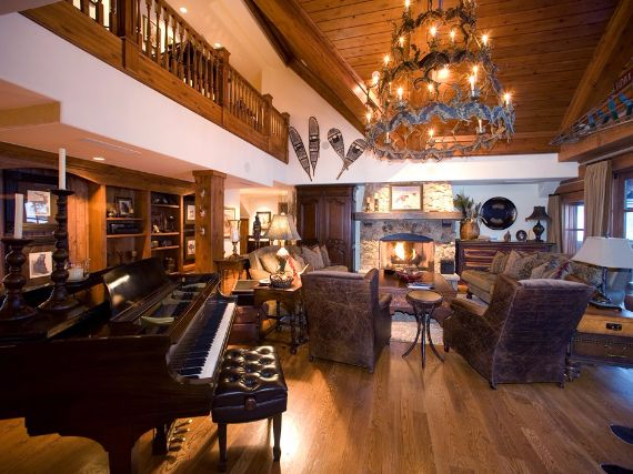 Holiday Retreat in West Wing Ritz-Carlton At Beaver Creek Mountain  Ski in Colorado  (6)