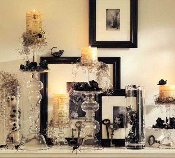Interior Decorating Ideas To Decorate Your Home For Halloween (4)