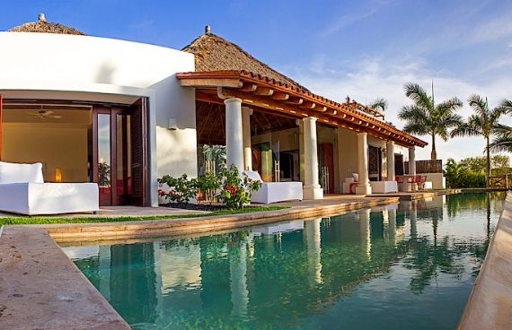 Luxurious Villa Marmol Punta Mita in Mexico (4)