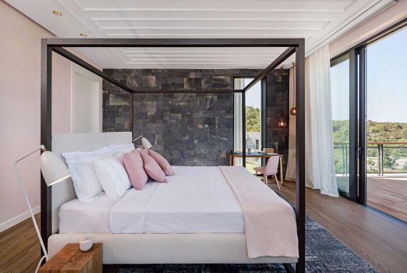 Magnificent Mediterranean Villa Incorporating Dedicated Outdoor Spaces in Turkey (14)