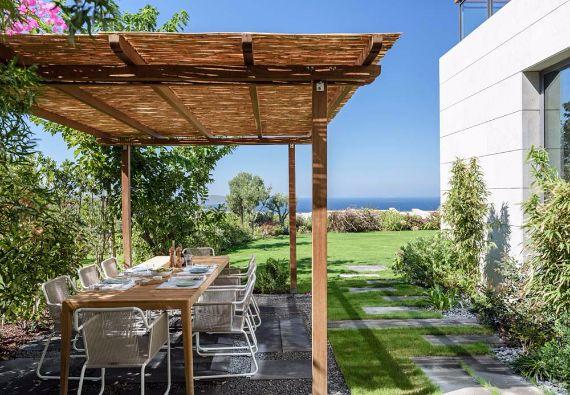 Magnificent Mediterranean Villa Incorporating Dedicated Outdoor Spaces in Turkey (16)