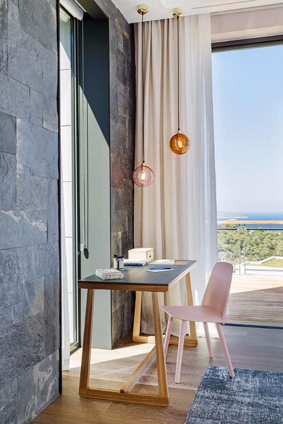 Magnificent Mediterranean Villa Incorporating Dedicated Outdoor Spaces in Turkey (5)