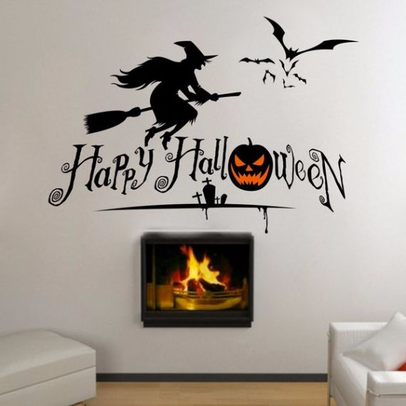Modern Interior Halloween Decorations Ideas Using New Trends (15)