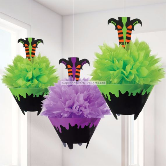 Modern Interior Halloween Decorations Ideas Using New Trends (4)