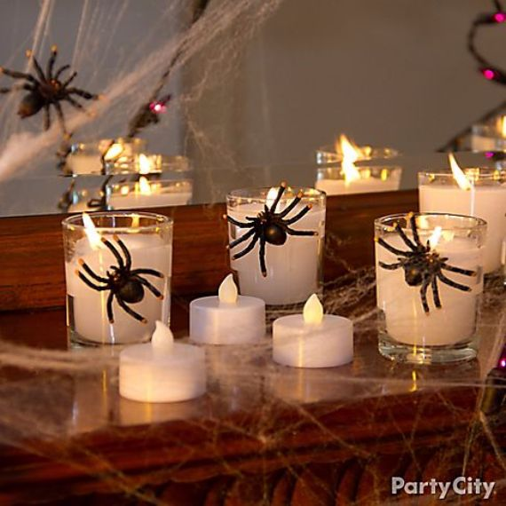 Modern Interior Halloween Decorations Ideas Using New Trends (9)
