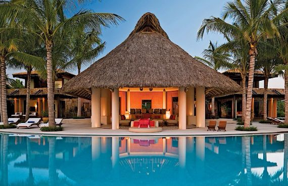 Today Vacation Dream Home Casa Tres Soles Punta Mita (103)