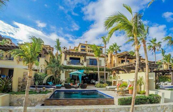 A Mexican flavor and Pacific atmosphere in Cabo San Lucas -Hacienda Beachfront Villa (14)