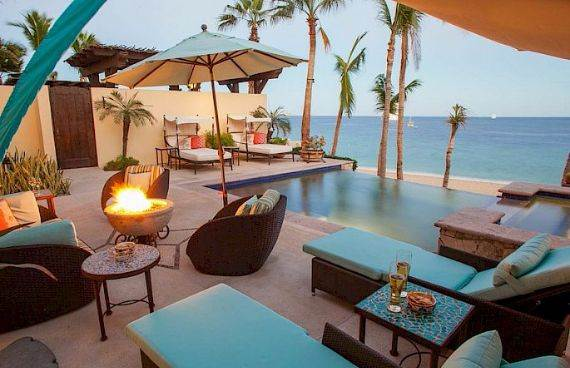 A Mexican flavor and Pacific atmosphere in Cabo San Lucas -Hacienda Beachfront Villa (17)
