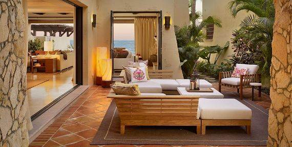 A Mexican flavor and Pacific atmosphere in Cabo San Lucas -Hacienda Beachfront Villa (27)