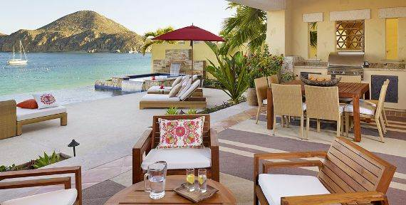 A Mexican flavor and Pacific atmosphere in Cabo San Lucas -Hacienda Beachfront Villa (30)