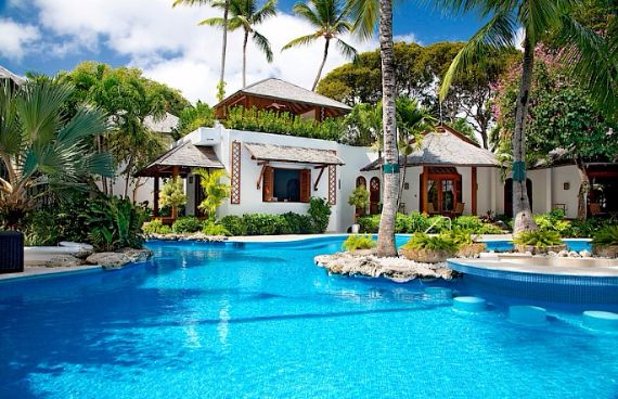 Attractive Beachfront Villa on the West Coast of Barbados - Greensleeves (3)