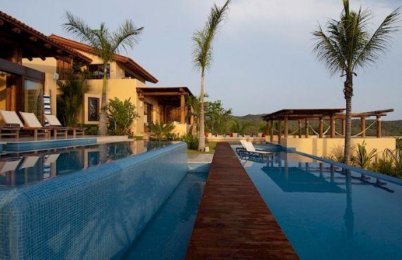 Casa Querencia Estate on Private Beach In The Mexican Riviera (31)