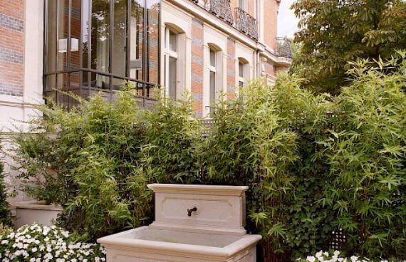 Eiffel Garden Triplex-The luxury of a terrace in Paris (14)