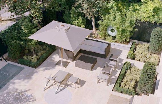 Eiffel Garden Triplex-The luxury of a terrace in Paris (17)