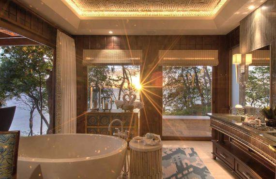 Green Contemporary Vacation Home in Costa Rica Villa Manzu (4)