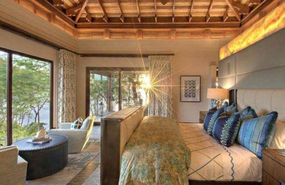 Green Contemporary Vacation Home in Costa Rica Villa Manzu (8)