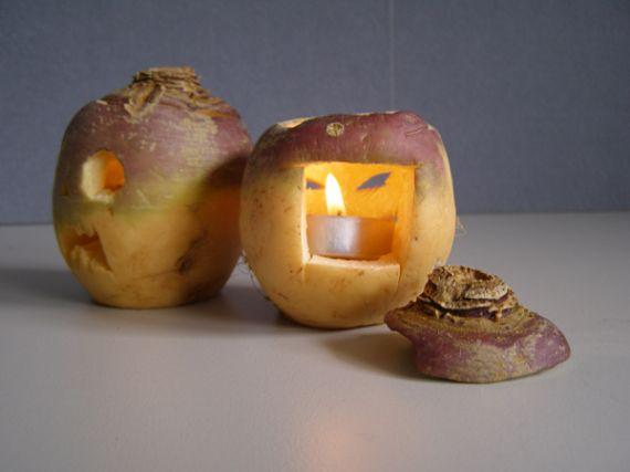 Origin of Jack-O'-Lanterns Halloween