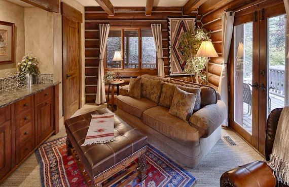 Private Holladay lodge in Utah - Eagle's Nest (10)