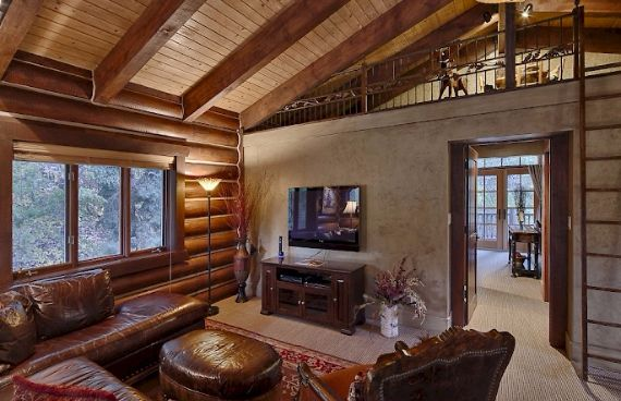 Private Holladay lodge in Utah - Eagle's Nest (13)