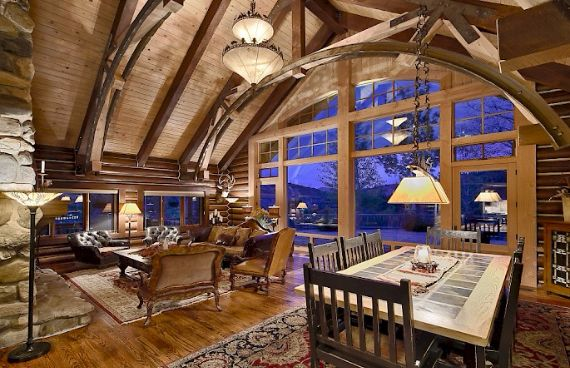 Private Holladay lodge in Utah - Eagle's Nest (15)