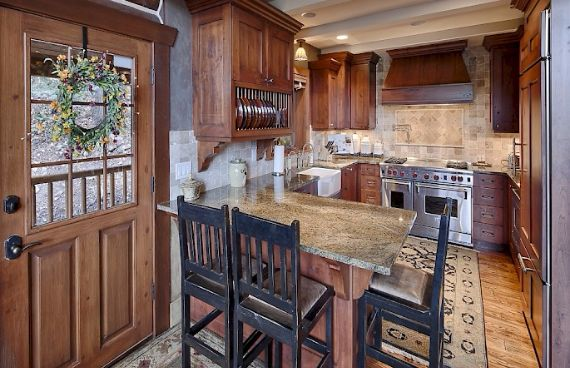Private Holladay lodge in Utah - Eagle's Nest (3)
