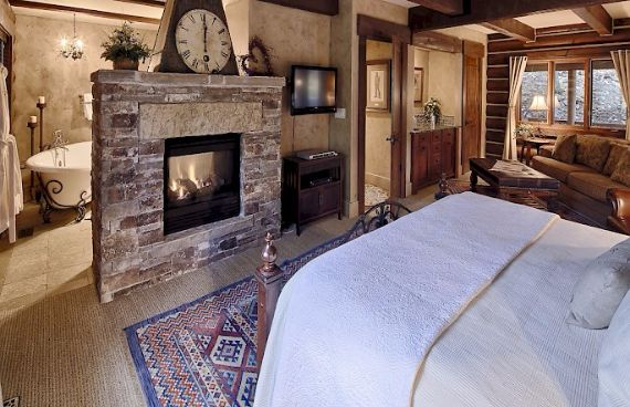 Private Holladay lodge in Utah - Eagle's Nest (5)