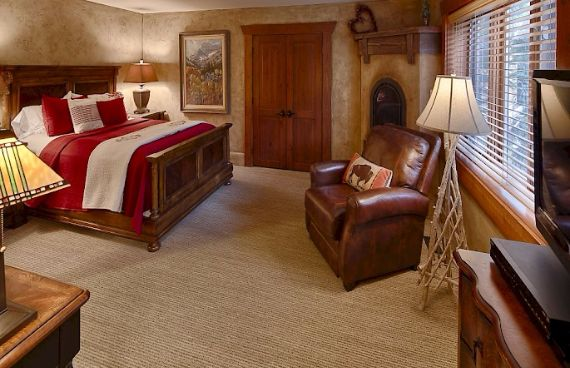 Private Holladay lodge in Utah - Eagle's Nest (7)