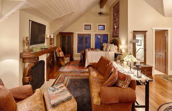 Private Holladay lodge in Utah - Eagle's Nest (8)