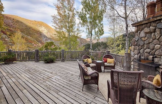 Private Holladay lodge in Utah - Eagle's Nest (9)