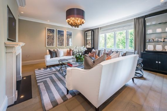 Pure Perfection Apartment In London- Holland Park, W11 (15)