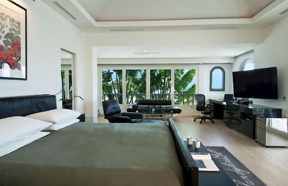 Sophisticated Villa in St Martin, Overlooking the Caribbean Sea (33)