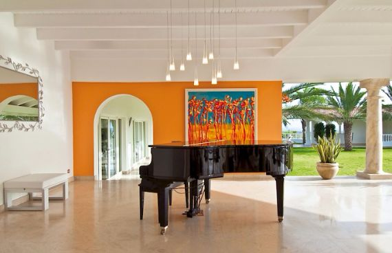 Sophisticated Villa in St Martin, Overlooking the Caribbean Sea (39)