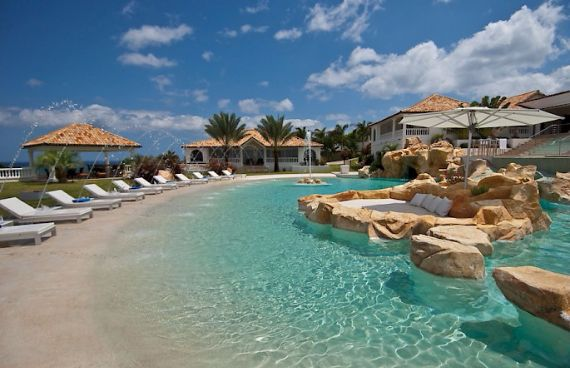 Sophisticated Villa in St Martin, Overlooking the Caribbean Sea (43)