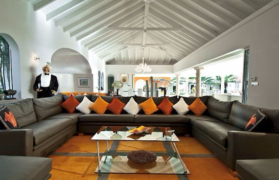 Sophisticated Villa in St Martin, Overlooking the Caribbean Sea (52)