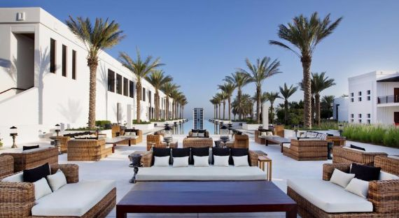 The Best Hotels in Muscat -Chedi Muscat Oman (17)