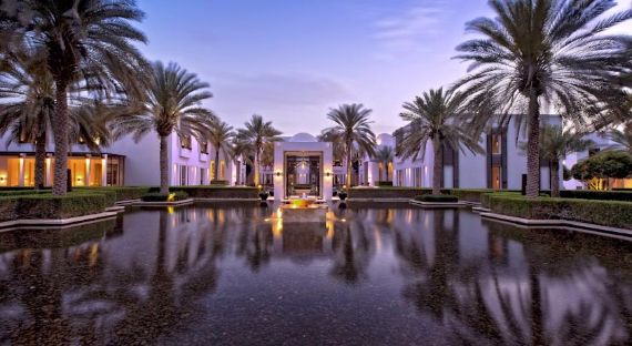 The Best Hotels in Muscat -Chedi Muscat Oman (40)