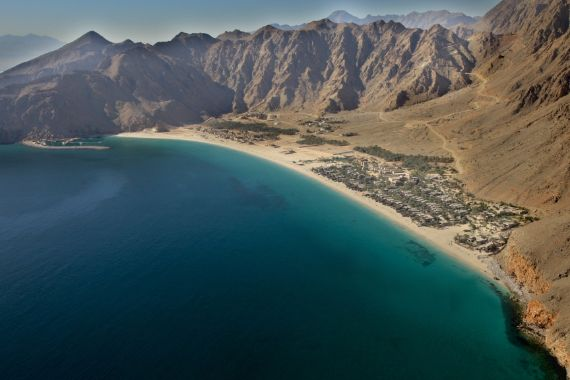The Best Hotels in Muscat -Chedi Muscat Oman (47)