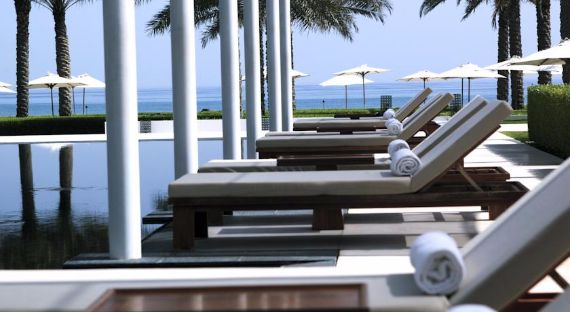 The Best Hotels in Muscat -Chedi Muscat Oman (60)