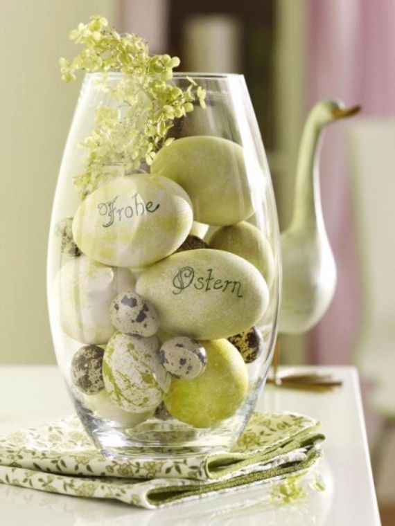 Sophisticated Decoration Ideas For A New Look On Easter Family